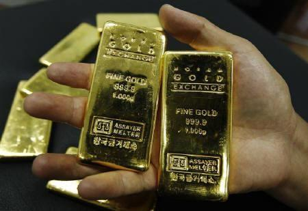 The Bank of Korea, South Korea's central bank, for the second time this year, raised its holdings of gold in November as part of measures to diversify its portfolio of foreign exchange reserves. In a statement on Friday, the Bank of Korea said it purchase