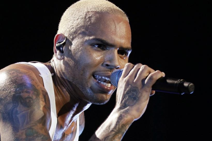 "Chris Brown Lost it on ""Good Morning America!"""