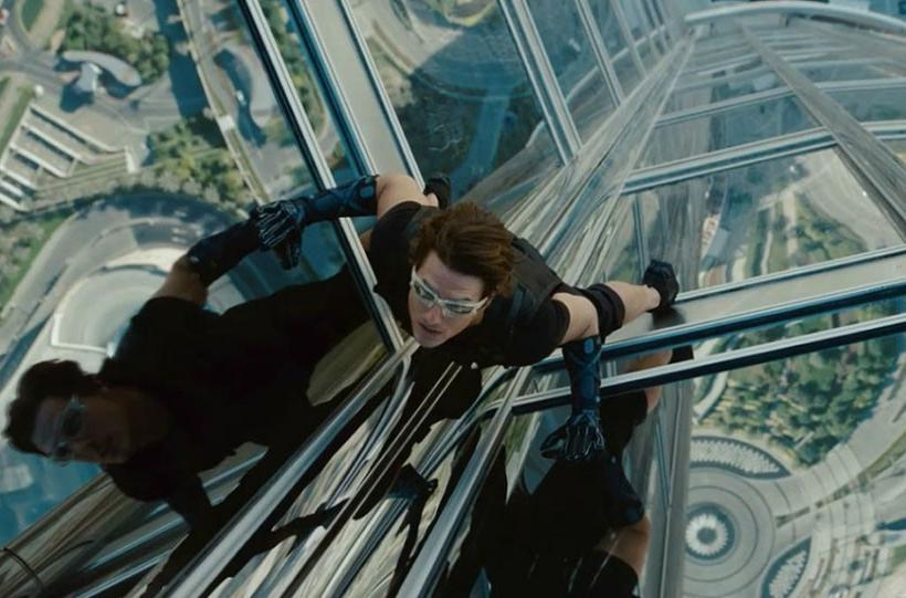 'Mission: Impossible: Ghost Protocol' Tops Weekend Box Office Collections