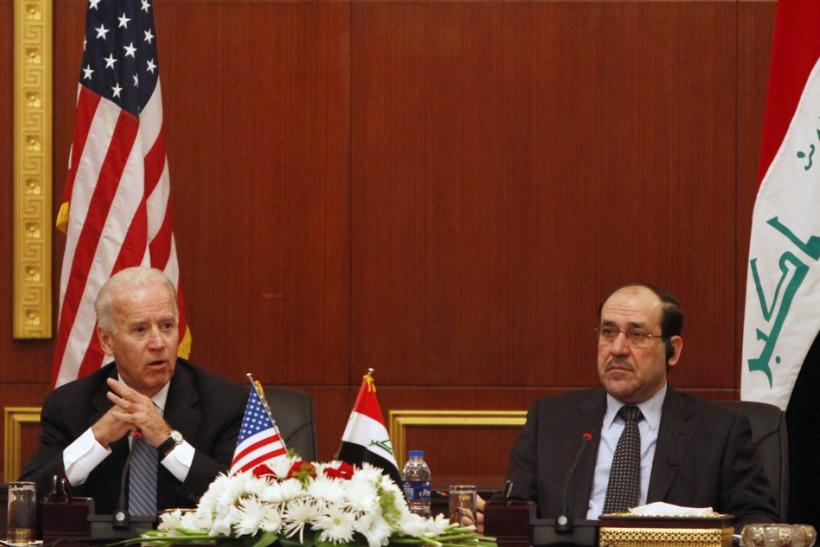 Joe Biden's Iraq Visit
