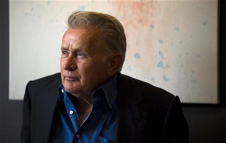 U.S. actor Martin Sheen poses for a portrait to promote the film ''The Way'' during the 35th Toronto International Film Festival