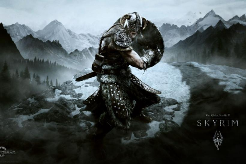 'The Elder Scrolls V: Skyrim'