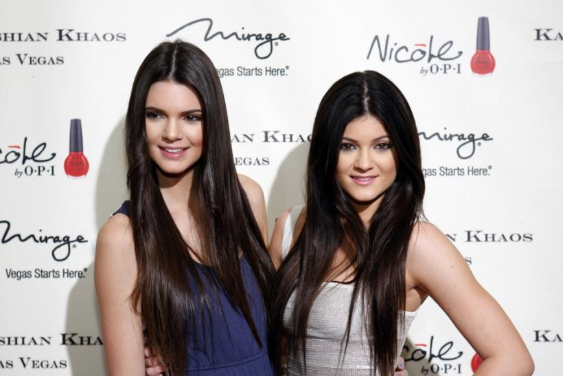 Kendall and Kylie Jenner Names Their Christmas Puppies Louis and Vuitton