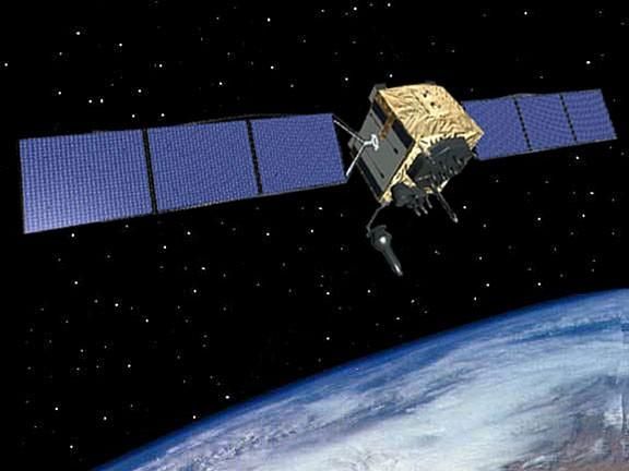 New Block III GPS Satellite