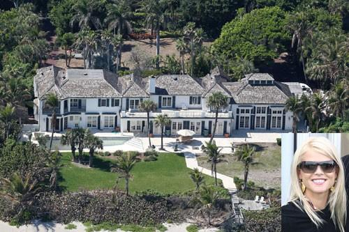 Elin Nordegren Demolishes $12 Million Florida Mansion