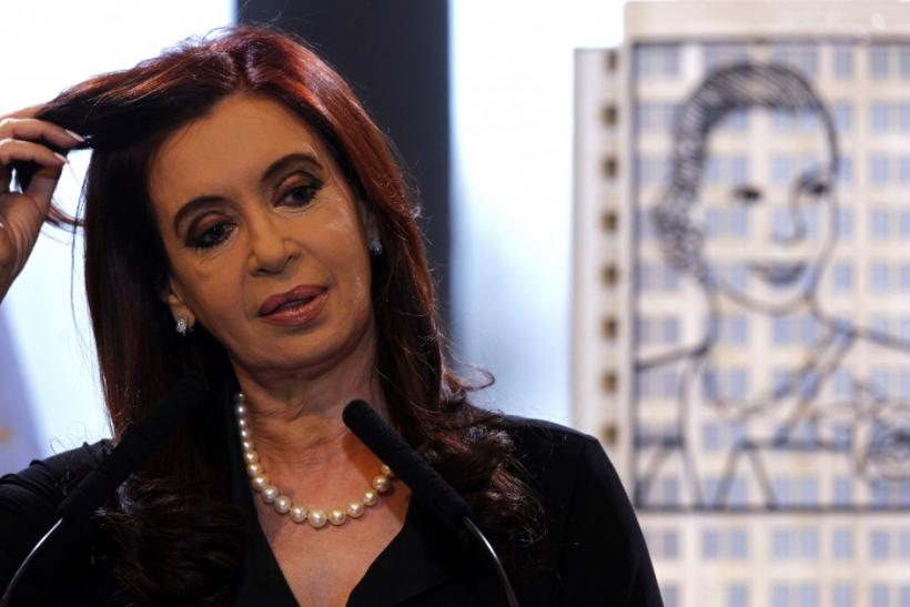 Cristina Fernandez Nationalized Big Oil In Argentina; Is Gambling Next?