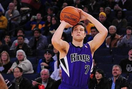 Kings Hold Onto Fredette At Deadline