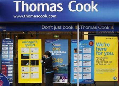 Thomas Cook To Cut 2,500 UK, Ireland Jobs, Close 195 Outlets
