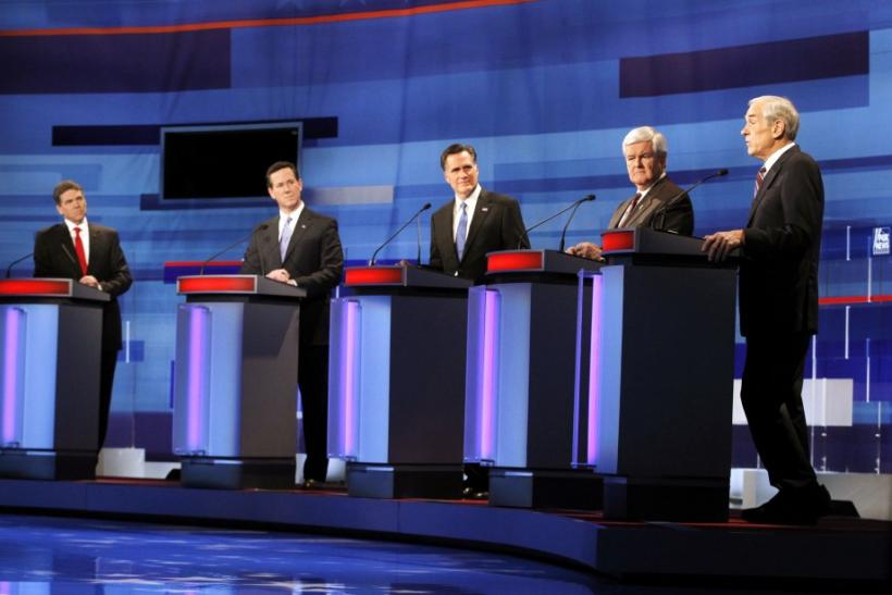 Fact Checking the South Carolina Republican Debate