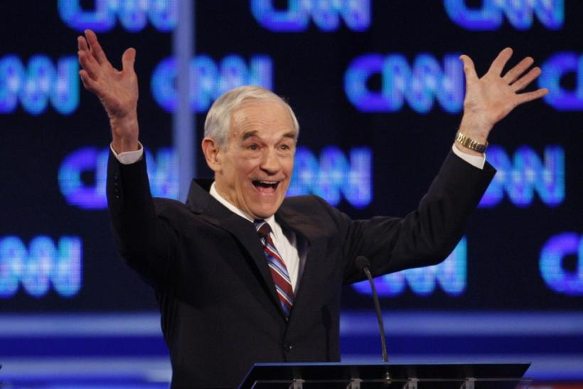Ron Paul 2012: Rasmussen Poll Says He Would Beat Obama