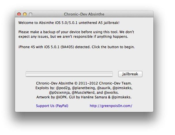 iOS 5 Untethered Jailbreak for iPhone 4S and iPad 2