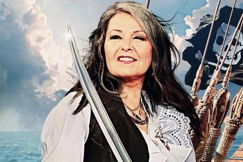 Roseanne Barr 2012: Would You Vote For Her For President? [POLL]