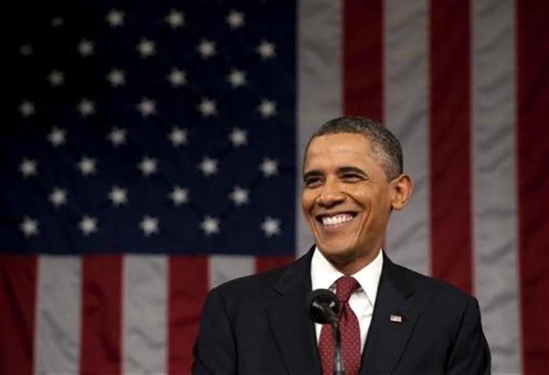 Obama During 2012 State Of the Union Address