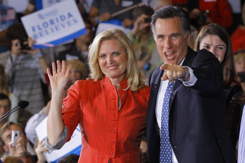 Mitt Romney Wins Florida Primary