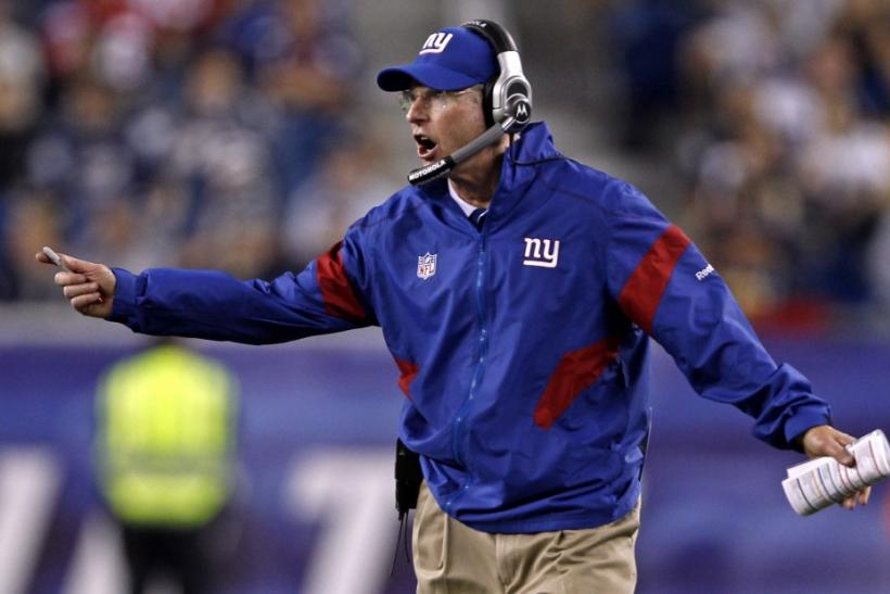 With a win this Sunday, Tom Coughlin would enter rarefied air as a head coach.