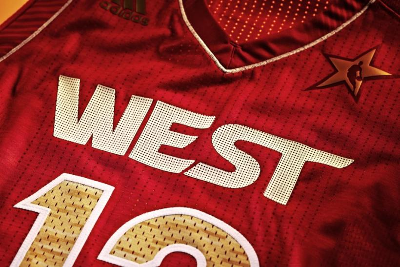 NBA All-Star Game 2012 Jerseys