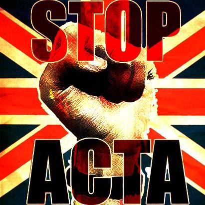 England Unites Against ACTA