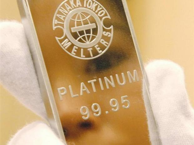 Friedland Says Ivanplats to Shake up Platinum Sector