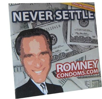 Romney Condoms