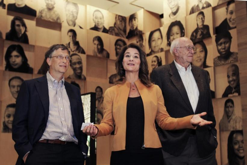 The Gates Foundation Co-Chairs