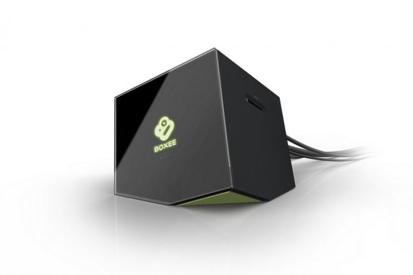 The Boxee Box