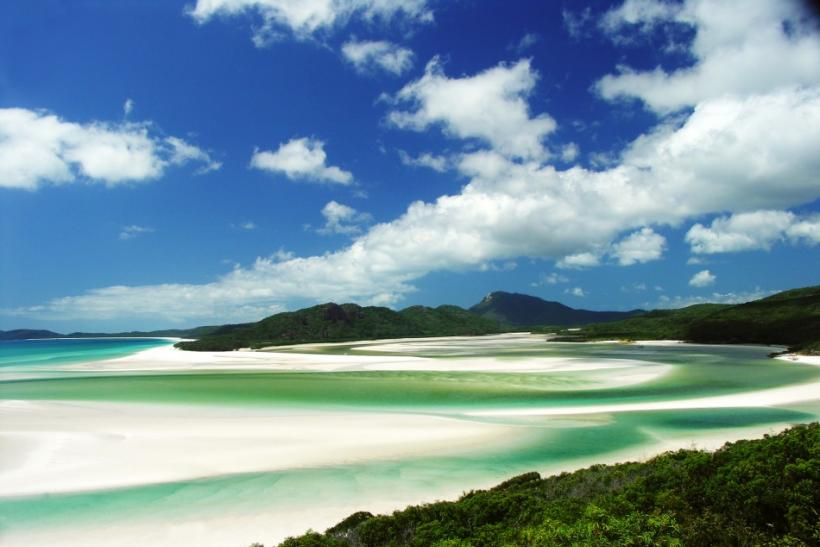 1. Whitsundays Islands, Australia