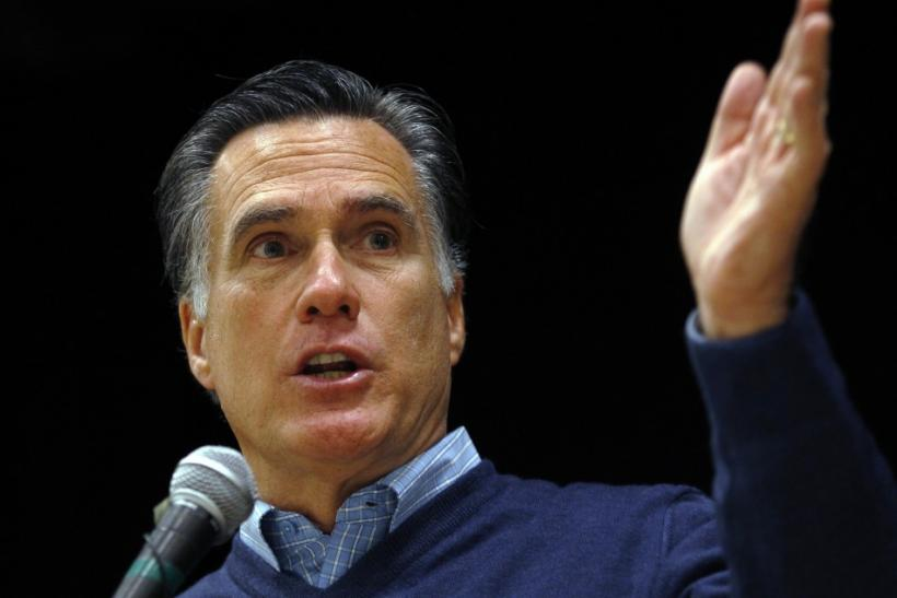 Romney, In Comeback, Has Narrow Maine Caucus Win