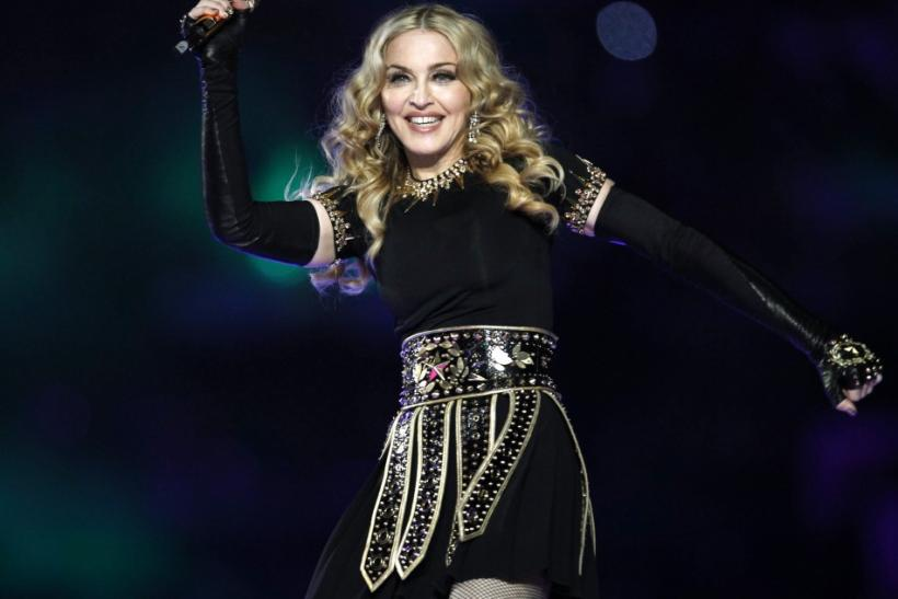 "Madonna ""Girl Gone Wild"" Audio"