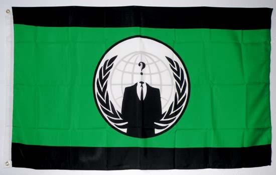 The Anonymous Flag