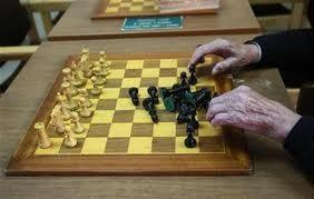Study: Chess Experts Are Better At Viewing Game Boards, Faces and Other Visual Information