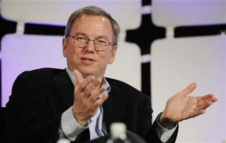 Schmidt Blasts NSA For Spying On Google Data Centers