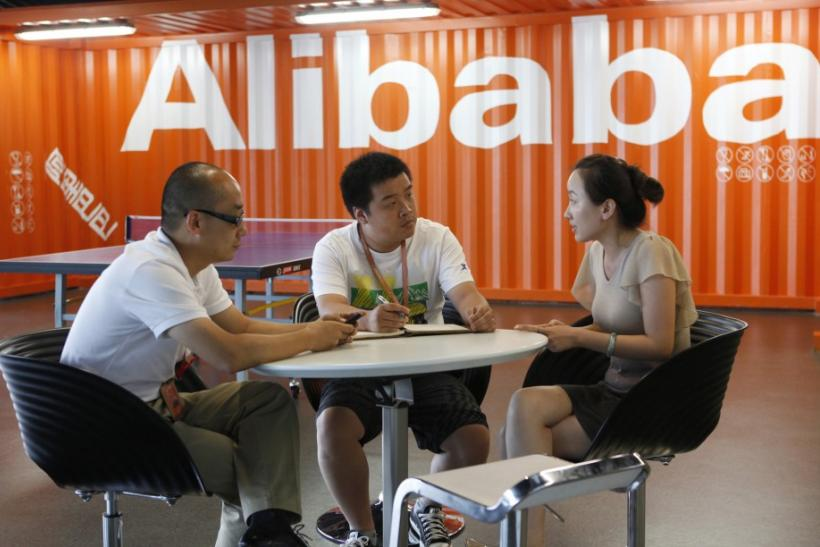 Yahoo's 40 percent stake in Alibaba alone may be close to the entire market value of U.S.-traded Yahoo stocks