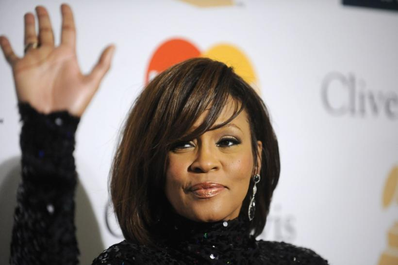 Whitney Houston: Drug And White Powdery Substa