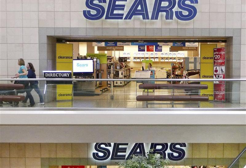 Sears Closing List