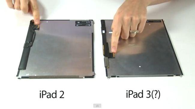 iFixit Examines Purported iPad 3 Retina Display, Confirms 2048x1536 Resolution