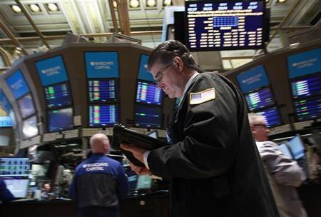 US Stock Futures Signal Flat Open On Friday