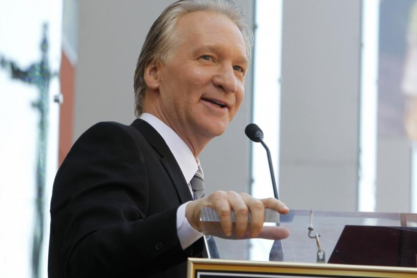 Comedian Bill Maher has pledged $1 million to help reelect President Obama.