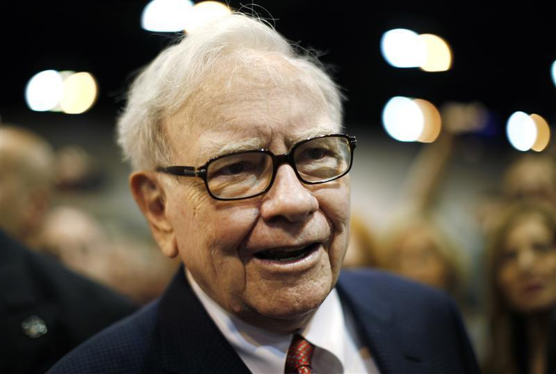 3. Warren Edward Buffett –United States