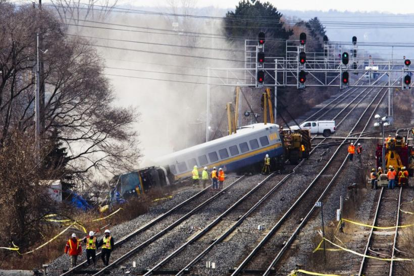VIA Rail Train Crash