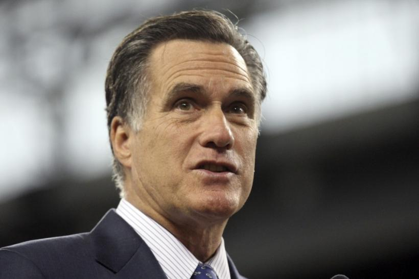 Mitt Romney Wins Arizona, But Michigan True Test of Race