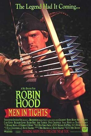 2. Robin Hood: Men in Tights