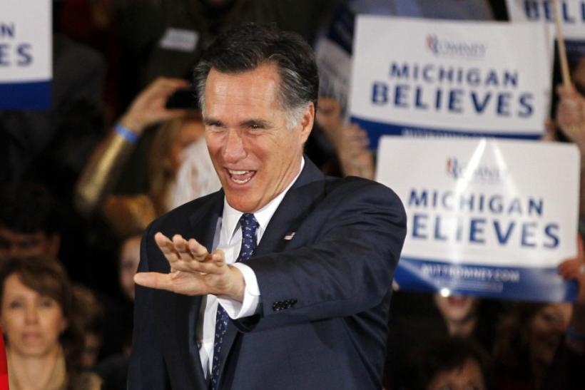 Romney wins Wyoming Republican Caucus