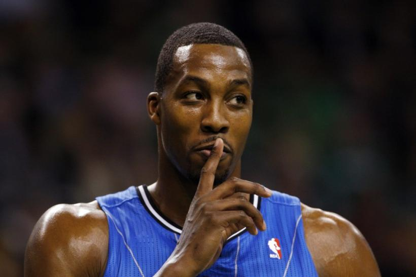 Dwight Howard is regarded by most as the best center in the NBA.