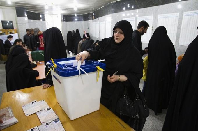 Iranian Parlimentary Election Results