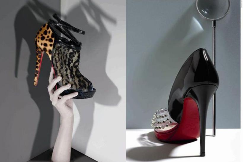 Christian Louboutin Retrospective Exhibition in Design Museum