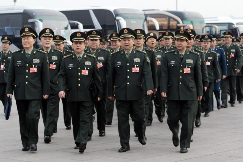 China to Increase its Military Spending