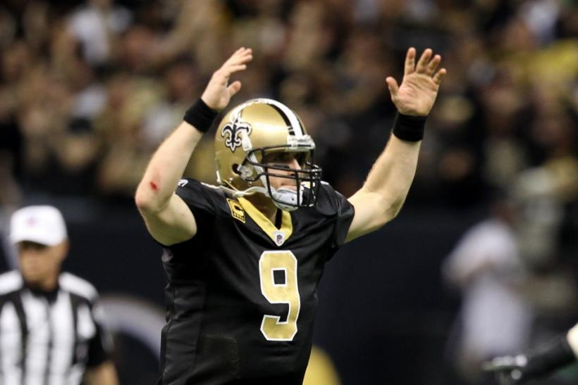 The Saints placed the franchise tag on Drew Brees after the two sides couldn't agree to terms on a long-term deal.