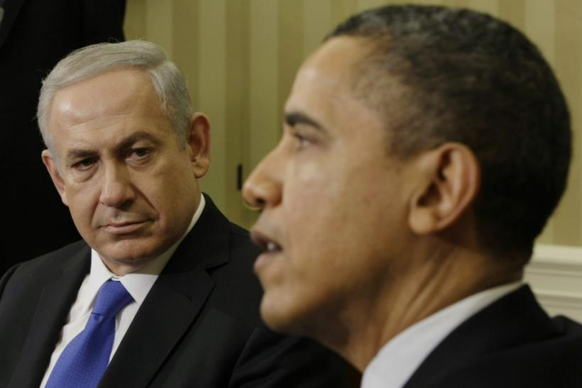 Netanyahu-Obama Meet