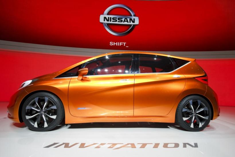 Nissan Invitation