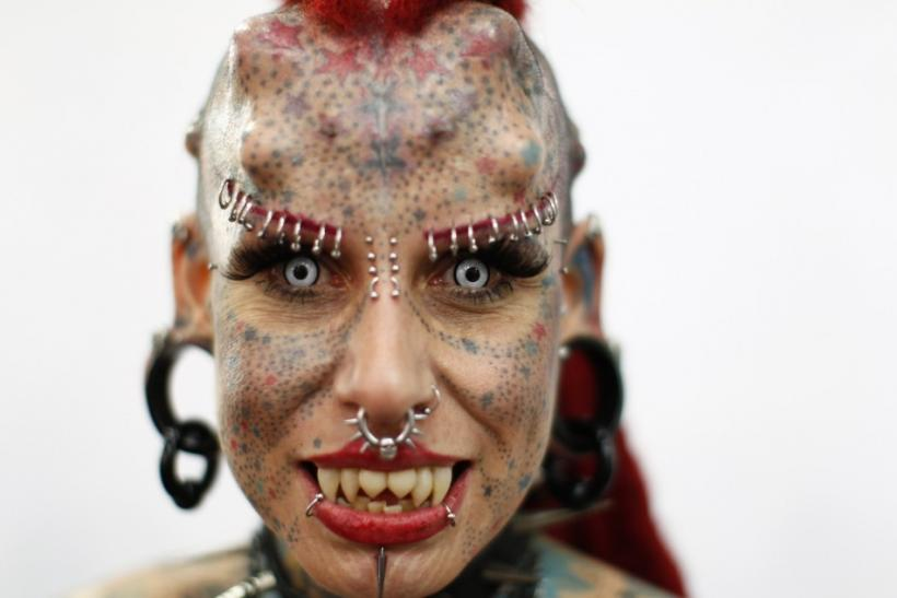 The Vampire Woman of Mexico: 'La Mujer Vampiro'
